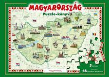 Magyarország puzzle-könyv