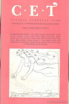 Mezei András - Central European Time 1996/3 [antikvár]