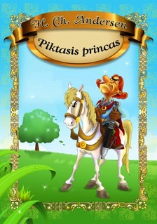 Dorota Skwark - Piktasis princas [eKönyv: epub, mobi]