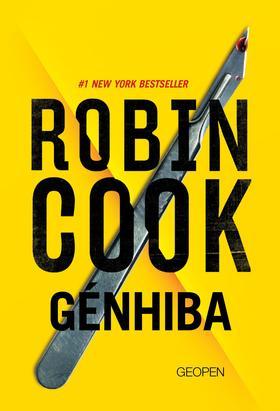Robin Cook - Génhiba