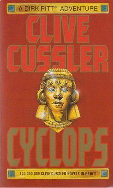 Clive Cussler - Cyclops [antikvár]