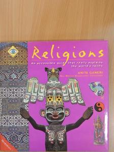 Anita Ganeri - Religions [antikvár]