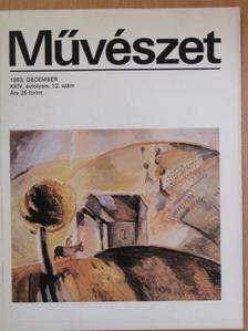 Aradi Nóra - Művészet 1983. december [antikvár]
