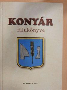 Bárány Attila - Konyár falukönyve [antikvár]