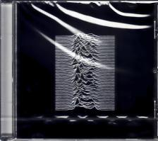 JOY DIVISION - UNKNOWN PLEASURE CD JOY DIVISION