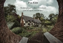 Edit Fox - Shakespeare titkos szerelmei [eKönyv: epub, mobi]