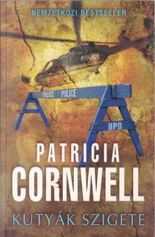 Patricia Cornwell - Kutyák szigete [antikvár]