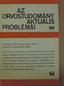 Farkas Márton - Az orvostudomány aktuális problémái 36. [antikvár]