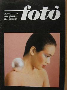 Dr. Szász János - Fotó 1984. július [antikvár]