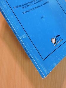 Dorner Egyed - Költségvetési tervezés, gazdálkodás, beszámolás, ellenőrzés [antikvár]