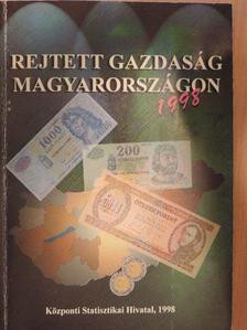 Havasi Éva - Rejtett gazdaság Magyarországon 1998 [antikvár]