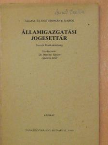 Baraczka Róbertné - Államigazgatási jogesettár [antikvár]