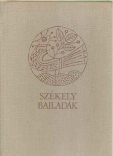 KÓS KÁROLY - Székely balladák [antikvár]