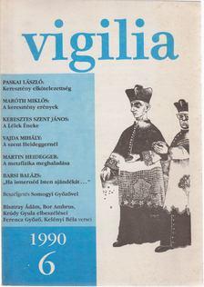 Lukács László - Vigilia 1990/6. [antikvár]