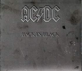 AC/DC - BACK IN BLACK CD AC/DC