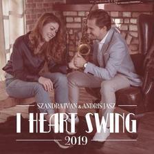 Iván Szandra & Jász Andris - I heart Swing 2019 - CD