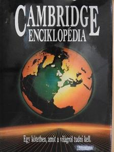 Alison Abbott - Cambridge enciklopédia [antikvár]