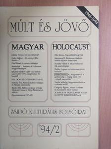 Bárdos Pál - Múlt és Jövő 1994/2. [antikvár]