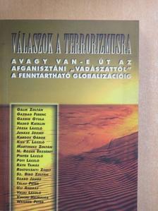 Gálik Zoltán - Válaszok a terrorizmusra [antikvár]