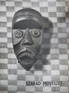 Aggházi Mária - Szabad Művészet 1956. szeptember [antikvár]