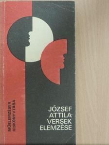 Bókay Antal - József Attila-versek elemzése [antikvár]
