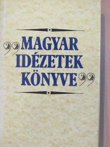 Babits Mihály - Magyar idézetek könyve [antikvár]