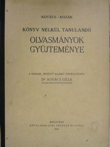 Ábrányi Emil - Olvasmányok gyüjteménye [antikvár]