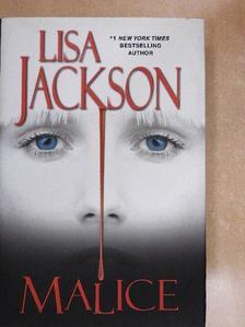 Lisa Jackson - Malice [antikvár]
