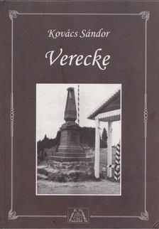 Kovács Sándor - Verecke [antikvár]