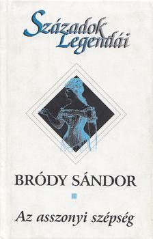 Bródy Sándor - Az asszonyi szépség [antikvár]