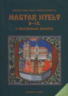 Magyar nyelv 9-10. [antikvár]