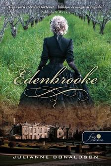 DONALDSON, JULIANNE - Edenbrooke - KEMÉNY BORÍTÓS