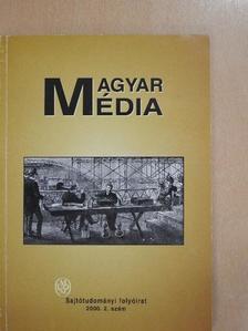 Nyerges András - Magyar Média 2000/2. [antikvár]