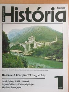 Bíró László - História 1995/1. [antikvár]