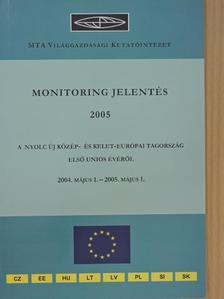 Bakács András - Monitoring jelentés 2005 [antikvár]