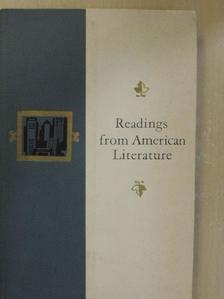 Mark Twain - Readings from American Literature [antikvár]