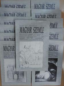 Bognár László - Magyar szemle 1993. január-december [antikvár]