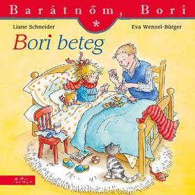 Liane Schneider - Annette Steinhauer - Bori beteg - Barátnőm Bori