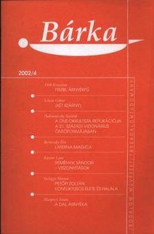 Elek Tibor - Bárka 2002/4 [antikvár]