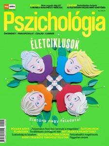 HVG Extra Pszichológia 2020/1 - Életciklusok [eKönyv: pdf]