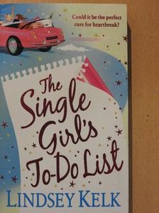Lindsey Kelk - The Single Girl's To-Do List [antikvár]