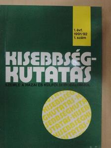 Ács Zoltán - Kisebbségkutatás 1991-92/1. [antikvár]