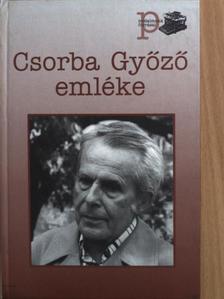 Albert Zsuzsa - Csorba Győző emléke [antikvár]
