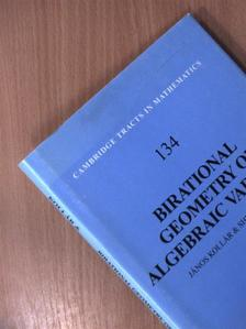 A. Corti - Birational Geometry of Algebraic Varieties [antikvár]