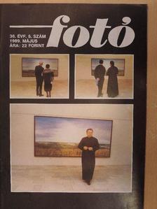 Antal István - Fotó 1989. május [antikvár]