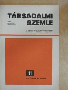 Ancsel Éva - Társadalmi Szemle 1981. november [antikvár]