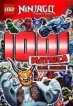 LEGO Ninjago 1001 Matrica - Hajrá, nindzsák!