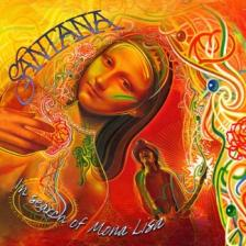 SANTANA - IN SEARCH OF MONA LISA EP SANTANA