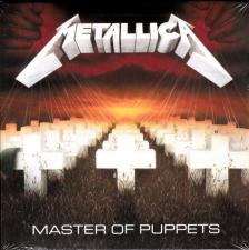 Metallica - MASTER OF PUPPETS CD METALLICA