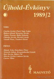 LENGYEL BALÁZS - Újhold-Évkönyv 1989/2 [antikvár]